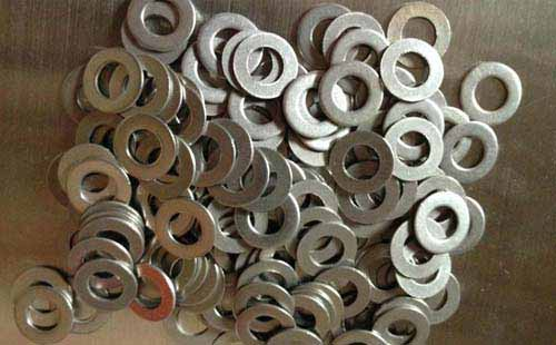 Stainless Steel 321 Washer