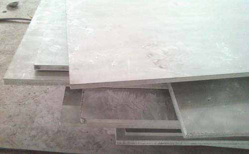Stainless Steel 347H Sheet and Plates