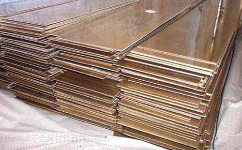 Copper Nickel 70/30 Sheet and Plates