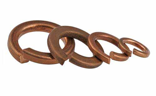 Copper Nickel 70/30 Washer