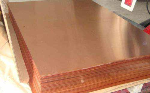 Copper Nickel 90/10 Sheet and Plates