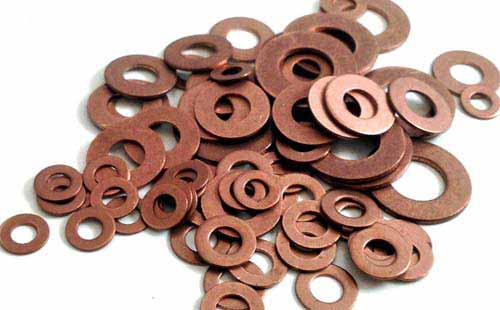 Copper Nickel 90/10 Washer