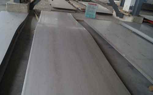 Stainless Steel 904L Sheet and Plates