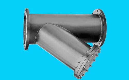 Carbon Steel A105 PTFE Strainer