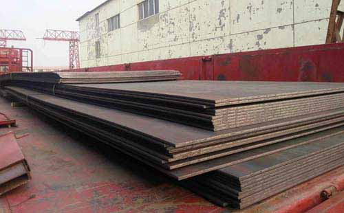 Carbon Steel A283 Gr A Sheet and Plates