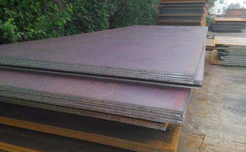 Carbon Steel A283 Gr B Sheet and Plates