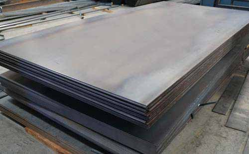 Carbon Steel A283 Gr C Sheet and Plates