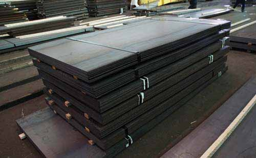 Alloy Steel A387 Gr 22 Sheet and Plates