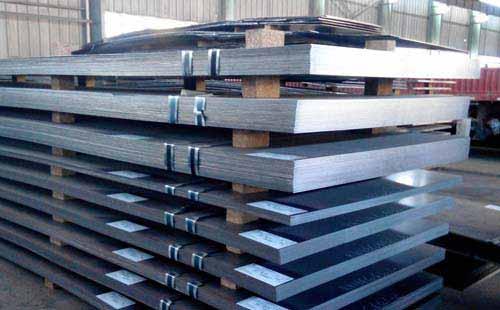 Alloy Steel A387 Gr 2 Sheet and Plates
