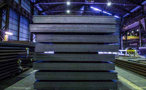 Alloy Steel A387 Gr 5 Sheet and Plates