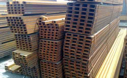 Carbon Steel AISI 1018 Channels