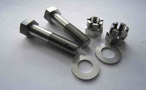 Nickel Alloy Alloy 20 Fasteners