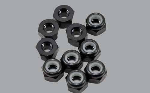 Nickel Alloy Alloy 20 Nuts