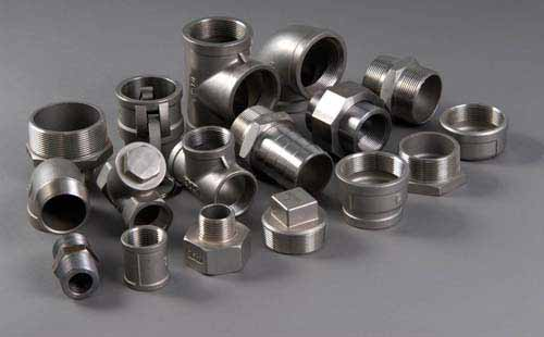 Titanium Gr 1 Forged Fittings