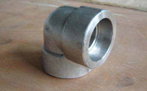 Titanium Gr 7 Forged Fittings