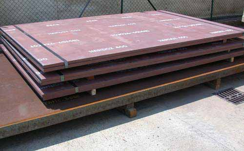 Abrasion Resistant Hardox 500 Sheet and Plates