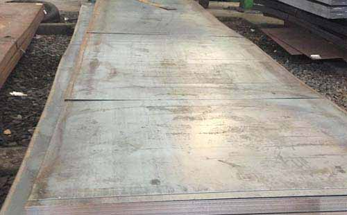 Duplex Steel S31803 Sheet and Plates