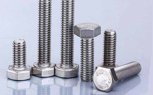 Super Duplex Steel S32750 Bolts