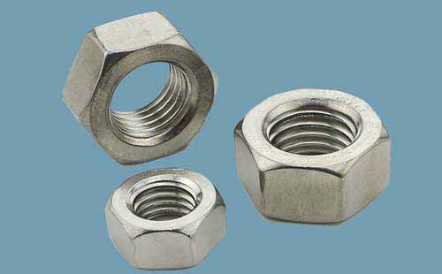 Super Duplex Steel UNS S32750 Nuts