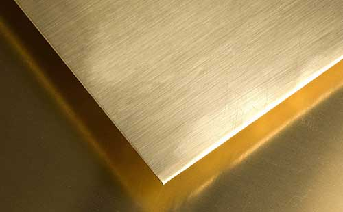 Brass Sheet and Plates