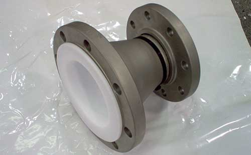 Carbon Steel PTFE Lined Pipe Fittings