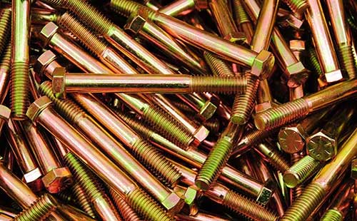 Copper Nickel  Bolts