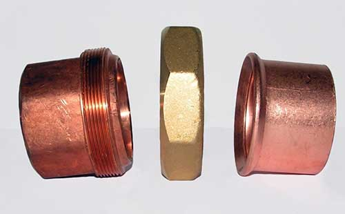 Copper Nickel Instrumentation Fittings