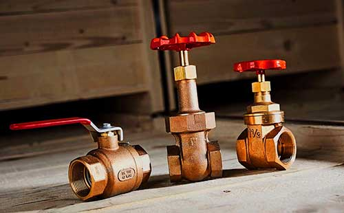 Copper Nickel Valves