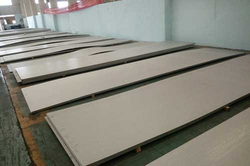 Corrosion Resistant  Sheet And Plates