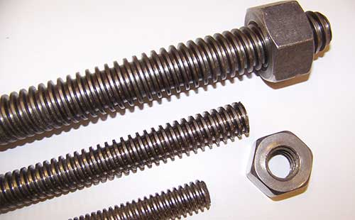 Hastelloy  Stud Bolts