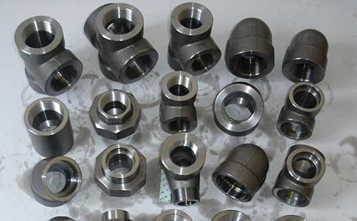 Incoloy  Forged Fittings