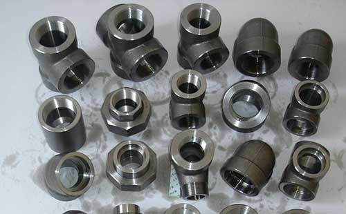 Low Temperature Carbon Steel Forged Fittings