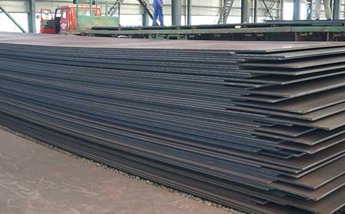 Low Temperature Carbon Steel Sheet and Plates