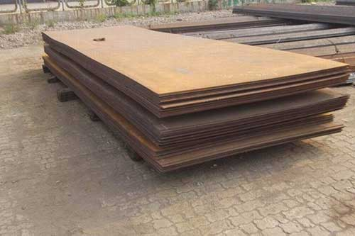 Manganese Steel Sheet and Plates