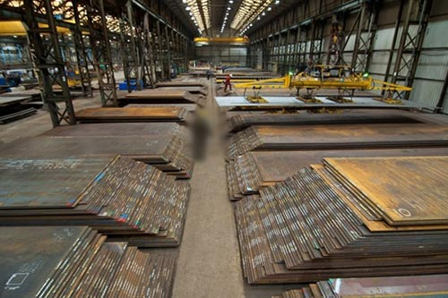 Structural Steel  Sheet And Plates