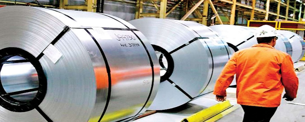 Dharmendra Pradhan Calls For Reducing Imports Of Finished Steel Goods