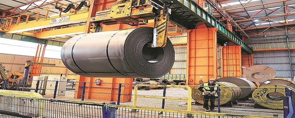 Domestic Steel Output To Take Hit As Plants Divert Oxygen For Medical Use