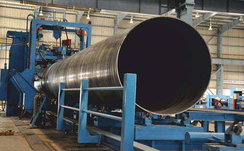 Carbon Steel IS 4923 Pipes