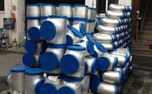 Super Duplex Steel S32760 Pipe Fittings